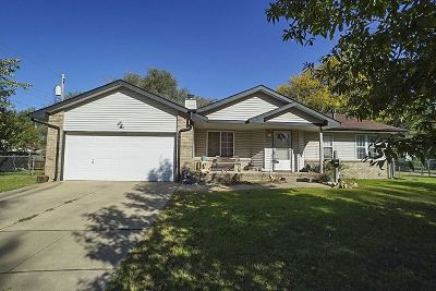 Wichita Single Family Home For Sale: 1720 W Webster St