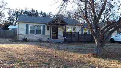 Haysville Single Family Home For Sale: 213 Van Arsdale