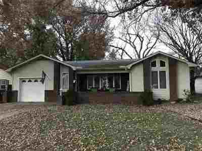 Winfield Single Family Home For Sale: 1606 Elizabeth St