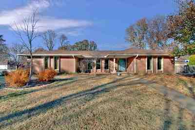 Wichita Single Family Home For Sale: 5702 E Rockhill St