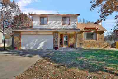 Derby Single Family Home For Sale: 1340 N Windmill Rd