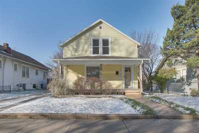Wichita Single Family Home For Sale: 309 S Lorraine Ave