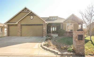 Derby Single Family Home For Sale: 3005 E Sunflower Dr