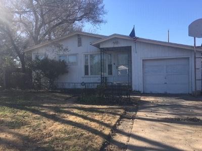 Wichita Single Family Home For Sale: 3051 S Vine St