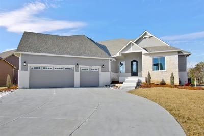 Maize Single Family Home For Sale: 4035 Fiddlers Cove