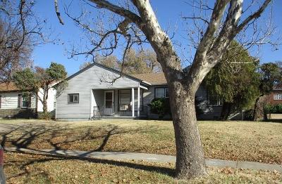 Wichita Single Family Home For Sale: 2714 N Spruce