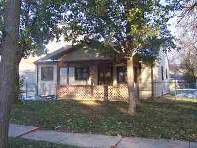 Wichita KS Single Family Home For Sale: $52,000