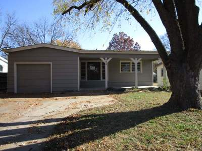 Mulvane Single Family Home For Sale: 608 S 4th St.