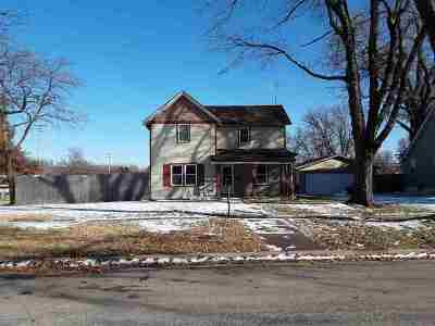 El Dorado KS Single Family Home For Sale: $115,000