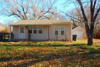 El Dorado KS Single Family Home For Sale: $65,000
