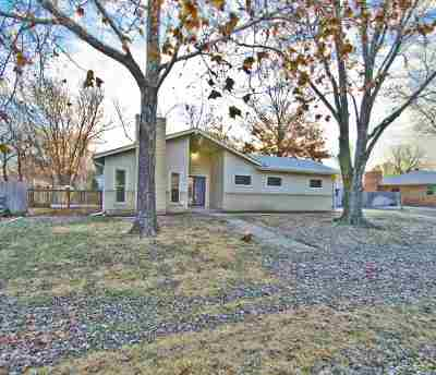 Maize Single Family Home For Sale: 726 Atherton St.