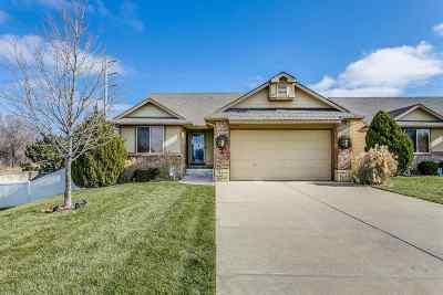 Wichita Single Family Home For Sale: 3774 N Ridge Port Ct