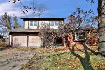 Wichita Single Family Home For Sale: 8518 E Limerick Ln