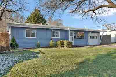 Park City Single Family Home For Sale: 6111 N Judson Dr