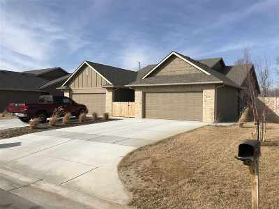 Derby Multi Family Home For Sale: 3327/3329 E Sunflower Drive