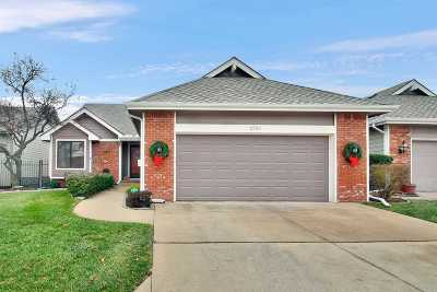 Wichita Single Family Home For Sale: 2531 N Rock Road Ct