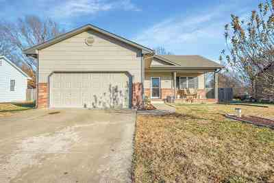 Valley Center Single Family Home For Sale: 1124 N Parkway Dr