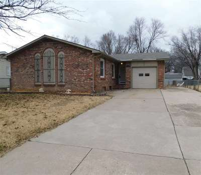 Haysville Single Family Home For Sale: 608 W 7th St