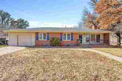 Haven Single Family Home For Sale: 201 S Emporia St