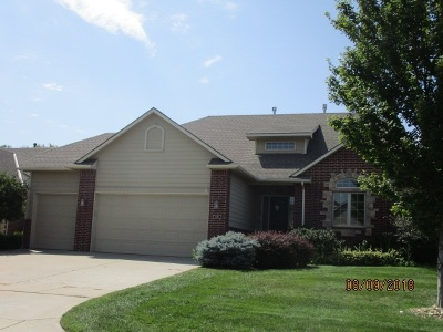 Maize Single Family Home For Sale: 3933 N Watercress Ct.