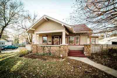 El Dorado KS Single Family Home For Sale: $149,900