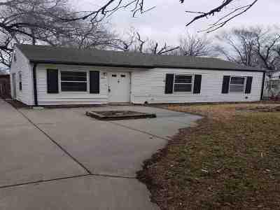 Park City Single Family Home For Sale: 1326 E Evanston St