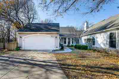Wichita Single Family Home For Sale: 8920 E Peppertree Cir