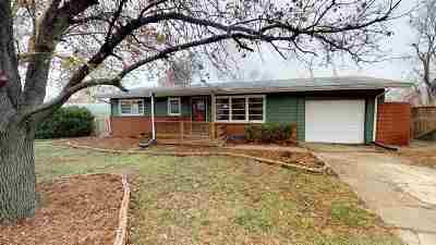 Park City Single Family Home For Sale: 6315 N Scottsville St