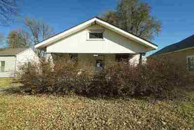 Wellington Single Family Home For Sale: 1205 N C St