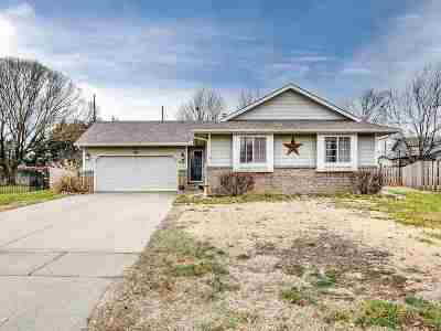Wichita Single Family Home Take Backup: 8114 W Westlawn Cir
