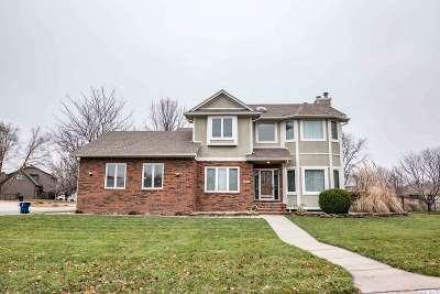 Wichita Single Family Home For Sale: 9501 W Britton St