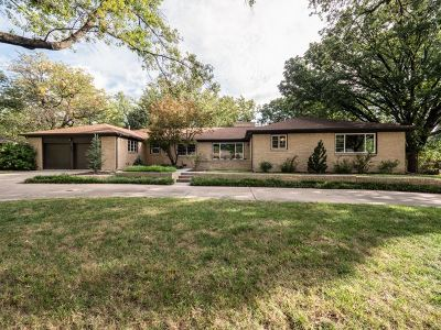 Wichita Single Family Home For Sale: 326 S Brookside