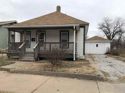 Hutchinson Single Family Home For Sale: 1305 N Monroe St