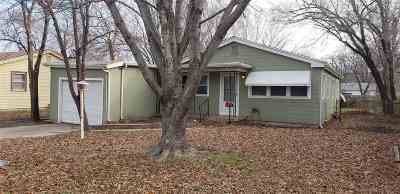 Valley Center Single Family Home For Sale: 644 N Meridian Ave