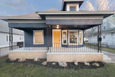 Wichita Single Family Home For Sale: 236 N Elizabeth St
