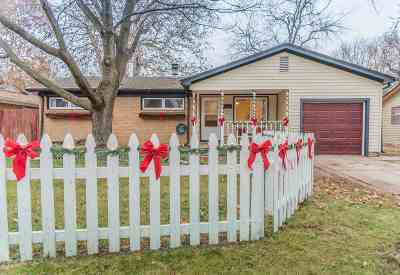 Wichita Single Family Home For Sale: 2623 W 25th St N