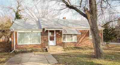 Wichita Single Family Home For Sale: 1202 N Crestway St.