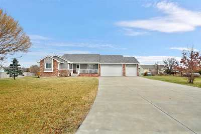 Derby Single Family Home For Sale: 6532 S Emerald Cir