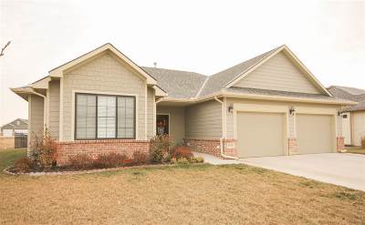 Wichita Single Family Home For Sale: 1334 S Rocky Creek Rd.