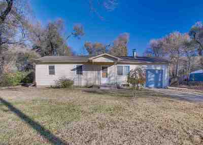 Wichita Single Family Home For Sale: 1920 E 45th St N