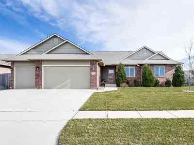 Wichita Single Family Home For Sale: 8617 E Scragg Circle