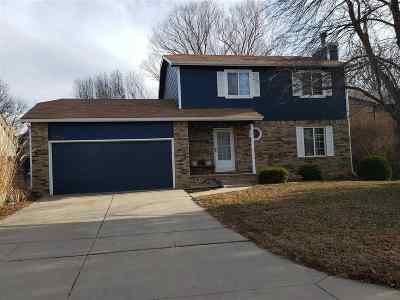 Wichita Single Family Home For Sale: 2726 S Crestline Cir