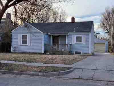 Wichita Single Family Home For Sale: 1707 N Payne