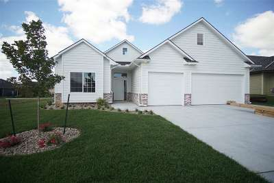 Wichita Single Family Home For Sale: 1361 S Sierra Hills