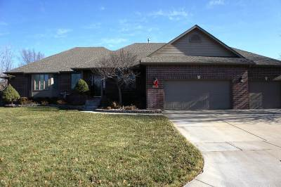 Sedgwick County Single Family Home For Sale: 605 Homestead Ct