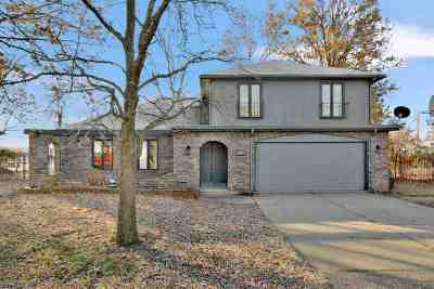 Wichita Single Family Home For Sale: 11515 W Taft