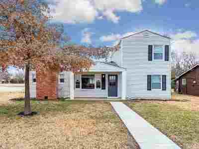 Wichita Single Family Home For Sale: 170 N Doris St
