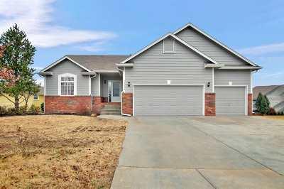 Wichita Single Family Home For Sale: 12033 E Laguna Ct