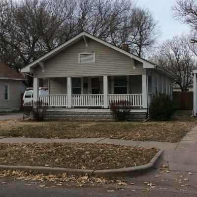 Wichita Single Family Home For Sale: 241 N Exposition St
