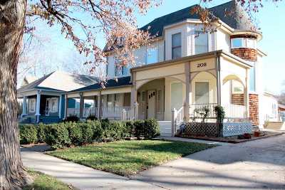 Wichita Single Family Home For Sale: 208 N Charles St.